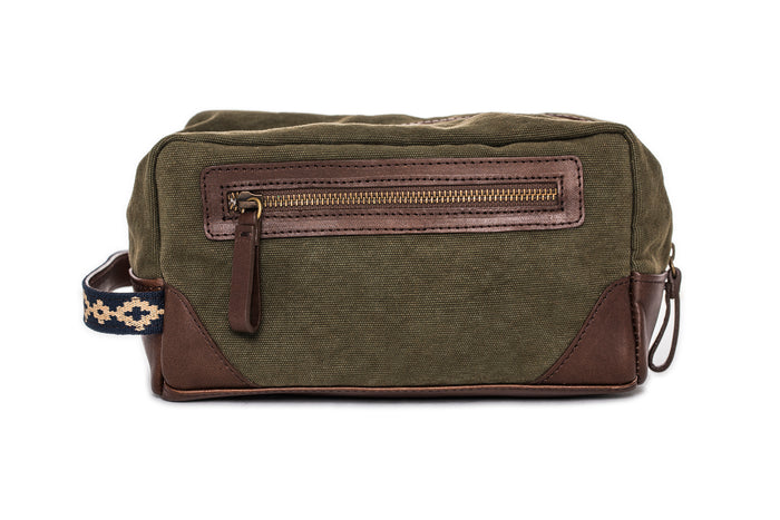 Bolsito Travel Bag - Forest