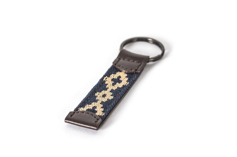 Bandito Keychain - Dark Brown