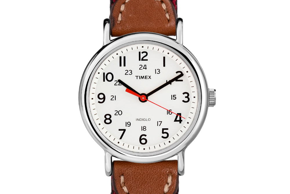 Alvear Weekender Watch - White Face