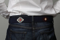 Limited Issue: Azulo Woven Belt