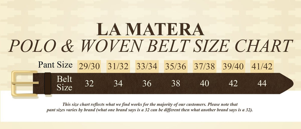 Talampaya Belt - Chocolate Leather