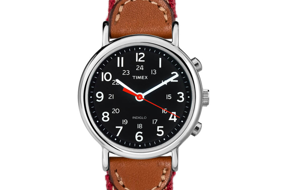 Mendoza Weekender Watch - Black Face
