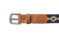Corbina Woven Belt - Changeable Buckle