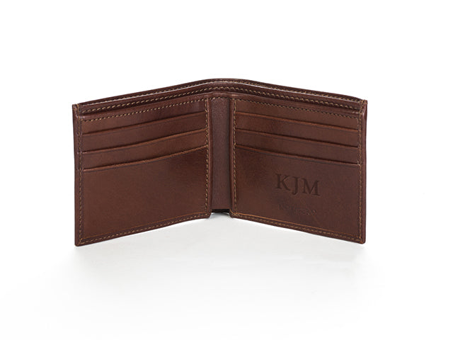 Bifold Wallet Monogram