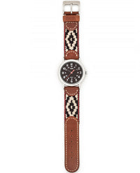 Alvear Weekender Watch - Black Face