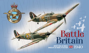 """Battle of Britain"" Limited Edition Flag"