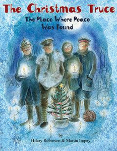 """Christmas Truce"" - School learning book P1-P4"