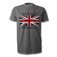 Load image into Gallery viewer, I VOW TO THEE MY COUNTRY - Tshirt