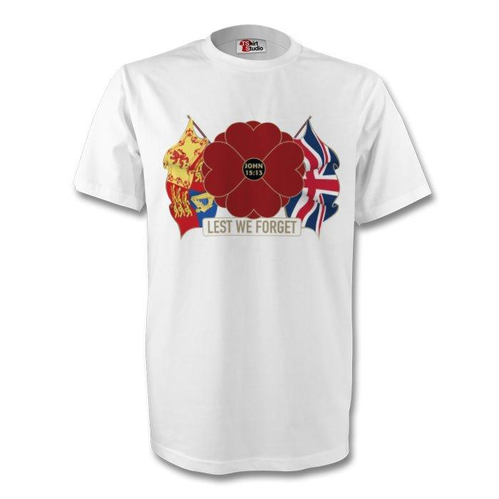 For Queen & Country T Shirt