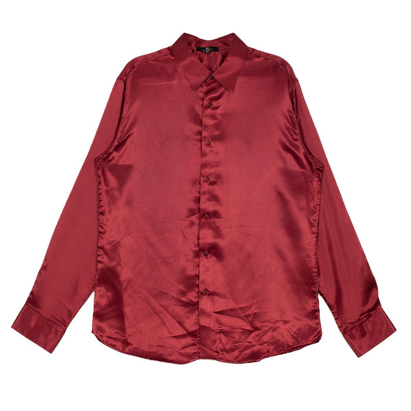 BLOODY GLAMOROUS RED SHIRT - Lefashionclothes