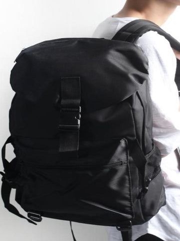 MULTY POCKET STYLISH BACKPACK - Lefashionclothes