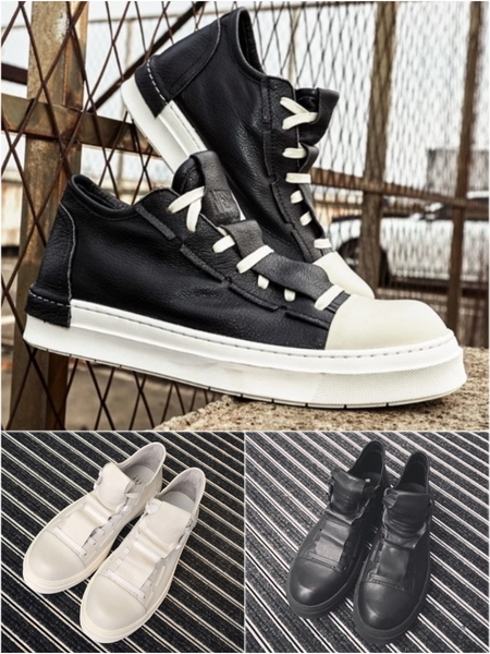 STYLISH COVERED LACE-UP SNEACKERS - Lefashionclothes