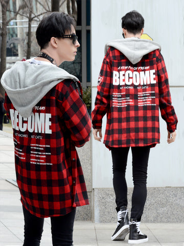 LETTERING JACKET FRONTAL - Lefashionclothes