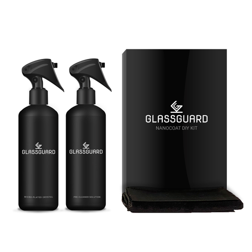 GLASSGUARD™ Nanocoat DIY Kit