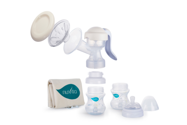 Nuvita Baby Materno Twist – Manual Breast Pump