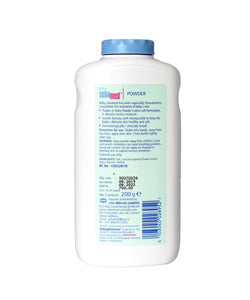 Sebamed Baby Powder with Honeysuckle - 200g