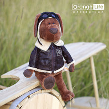 Load image into Gallery viewer, Orange Toys, Cookie The Aviator Dog