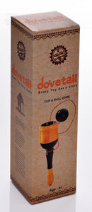 Dovetail Cup & Ball Game