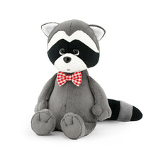 Load image into Gallery viewer, Orange Toys, Denny The Raccoon With Bow Tie