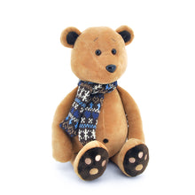Load image into Gallery viewer, Orange Toys, Honey The Bear With A Scarf