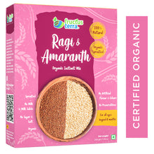 Load image into Gallery viewer, Organic Sprouted Ragi and Amaranth/Rajgira
