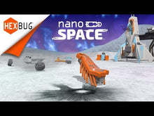 Load and play video in Gallery viewer, Hexbug Nano Space Cosmic Command, White