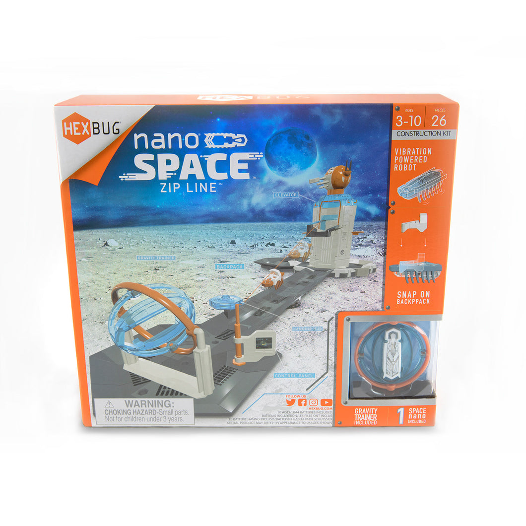 Hexbug Nano Space Zipline Set