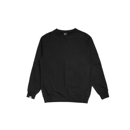 Index Terry Crewneck - Black