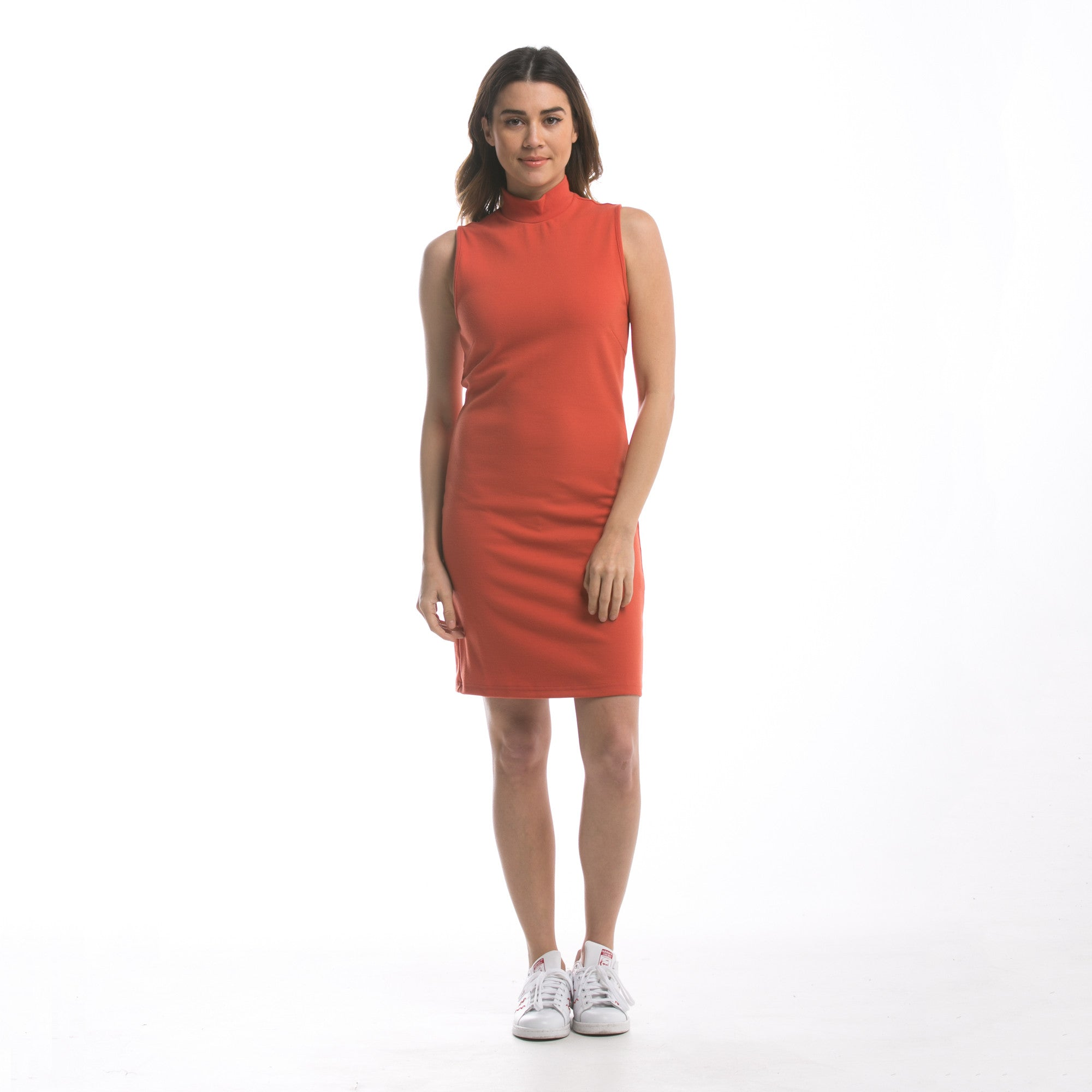 Oasis - Dress - Coral