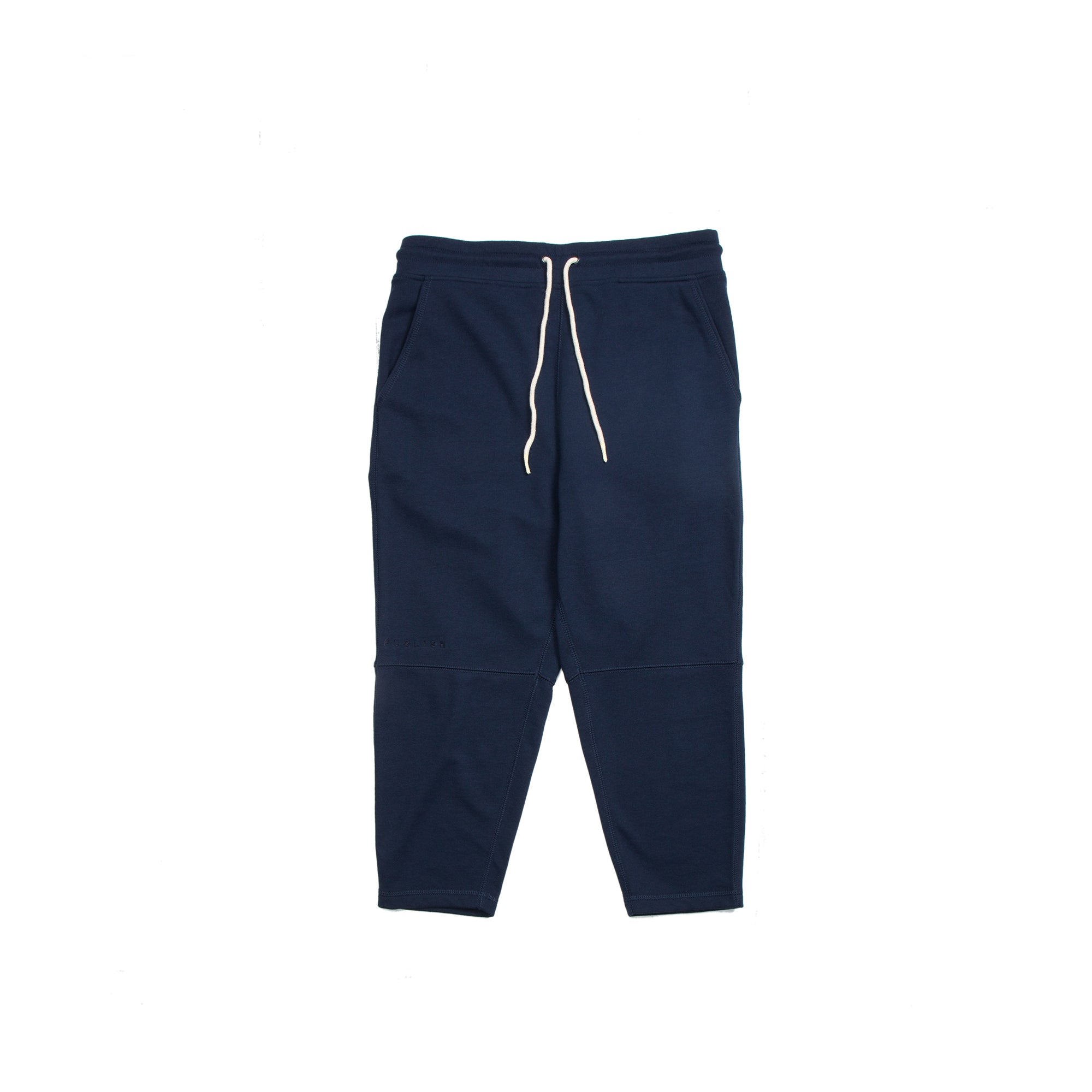 Index Terry Ankle - Navy