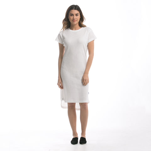 Aimee - Dress - White