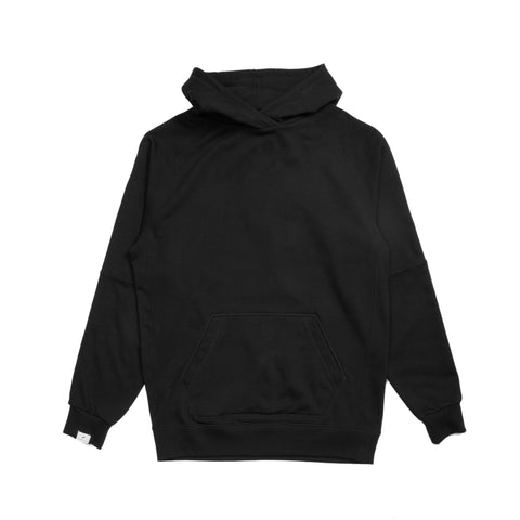 Index Terry Hoodie - Black