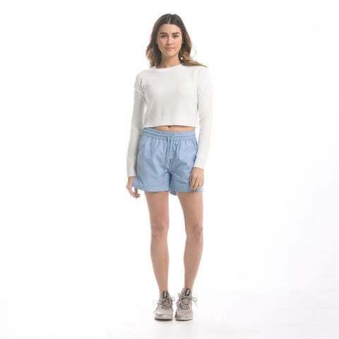 Liv - Knit - White
