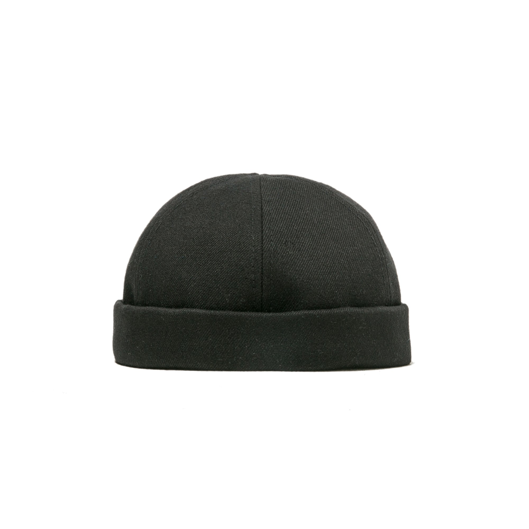 Addisu Roll Cap - Black
