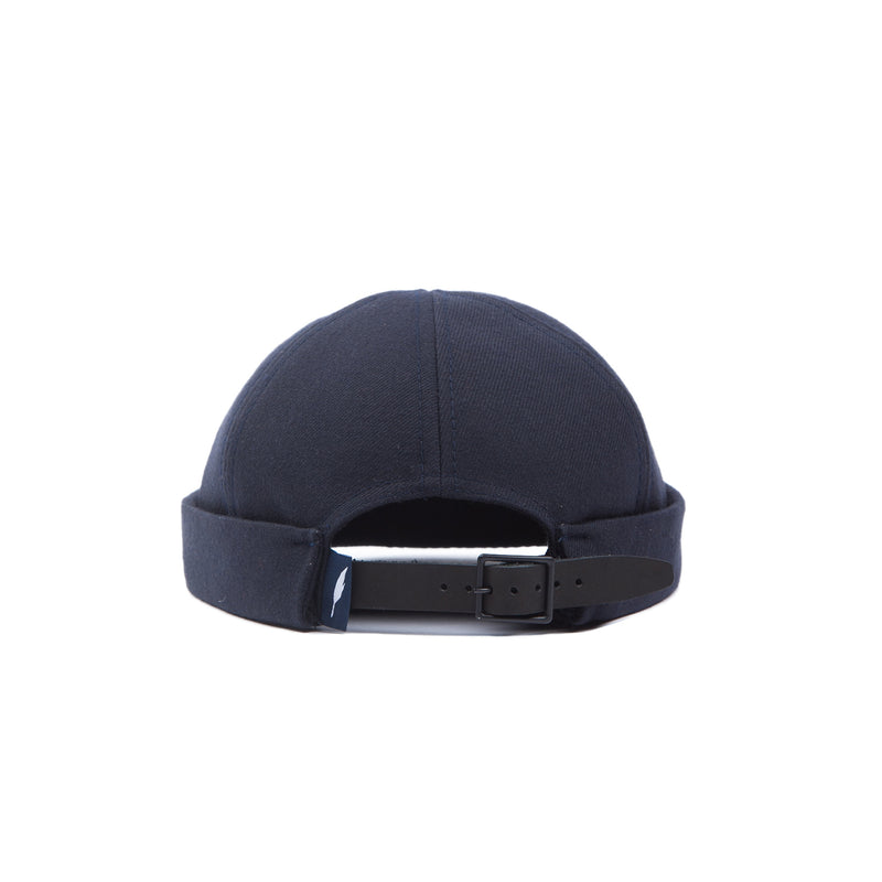Addisu Roll Cap - Navy