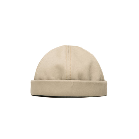Calyb Roll Cap - Tan