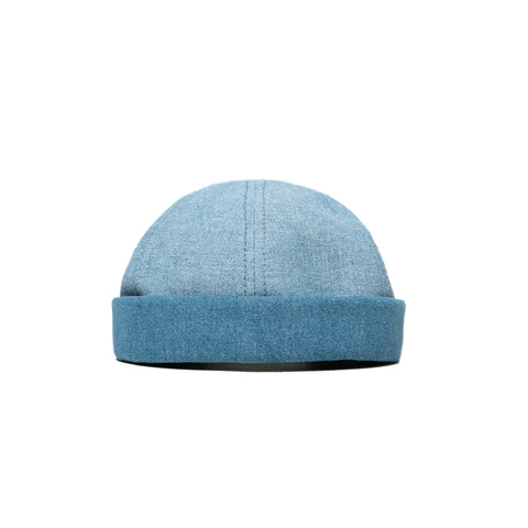 Ezera Roll Cap - Light Indigo