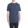 Index S/S Scallop Tee - Navy