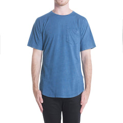 Index Harris Tee - Light Indigo