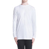 Index L/S Drop Shoulder Tee - White