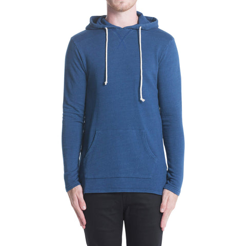Index Palo Hoodie - Medium Indigo