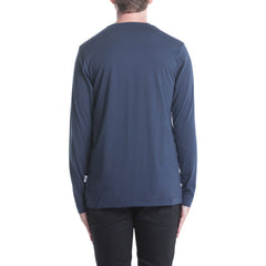 Index L/S Tee - Navy