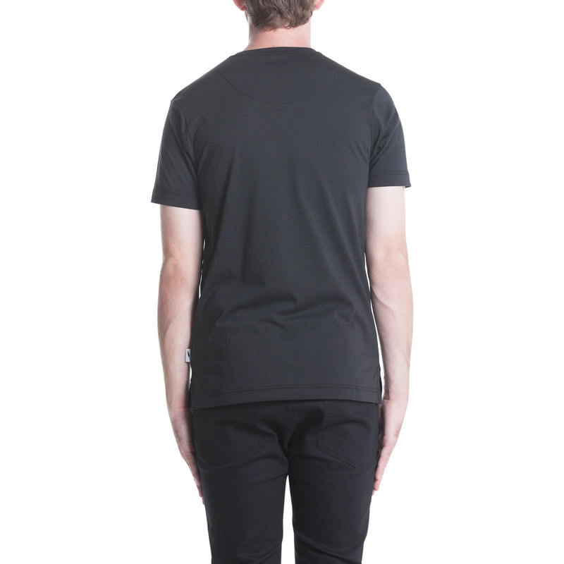 Index S/S Tee - Black