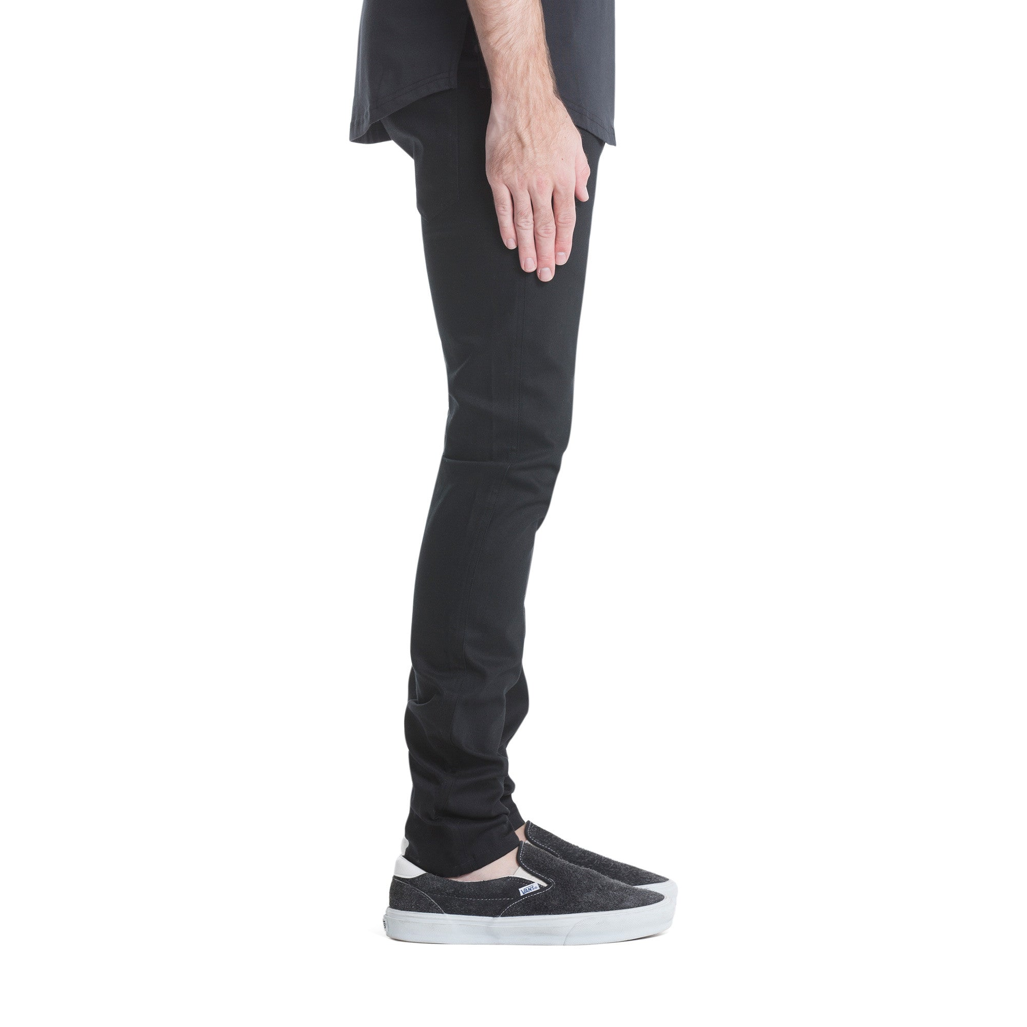 Index Slim Bottoms - Black