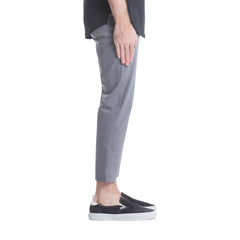 Index Ankle Bottoms - Grey
