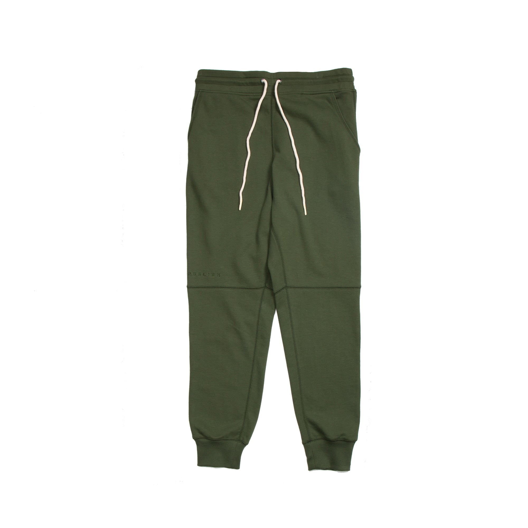 Index Terry Jogger - Olive