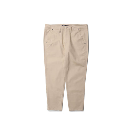 Index Ankle Bottoms - Khaki