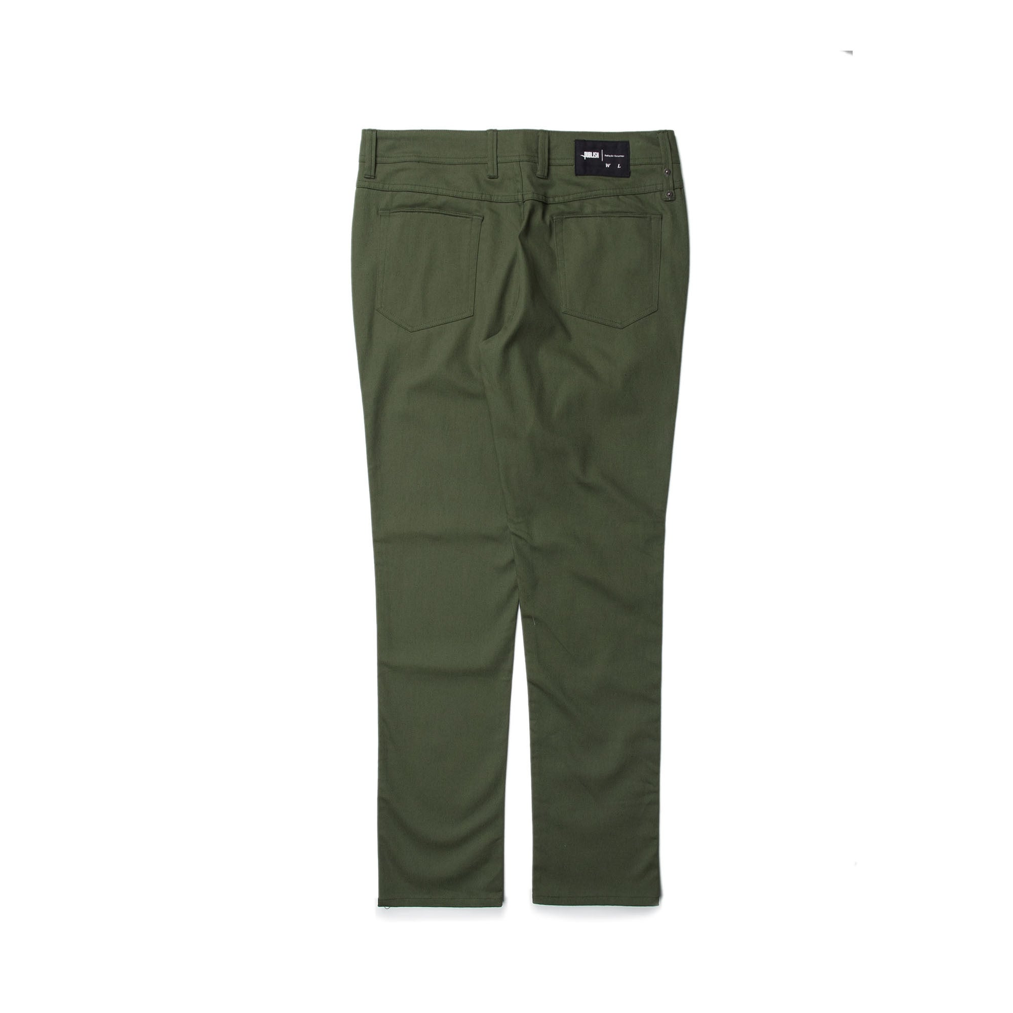 Index Classic Bottoms - Olive