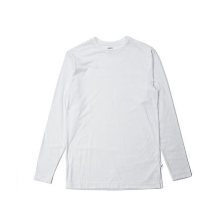 Index L/S Tee - White