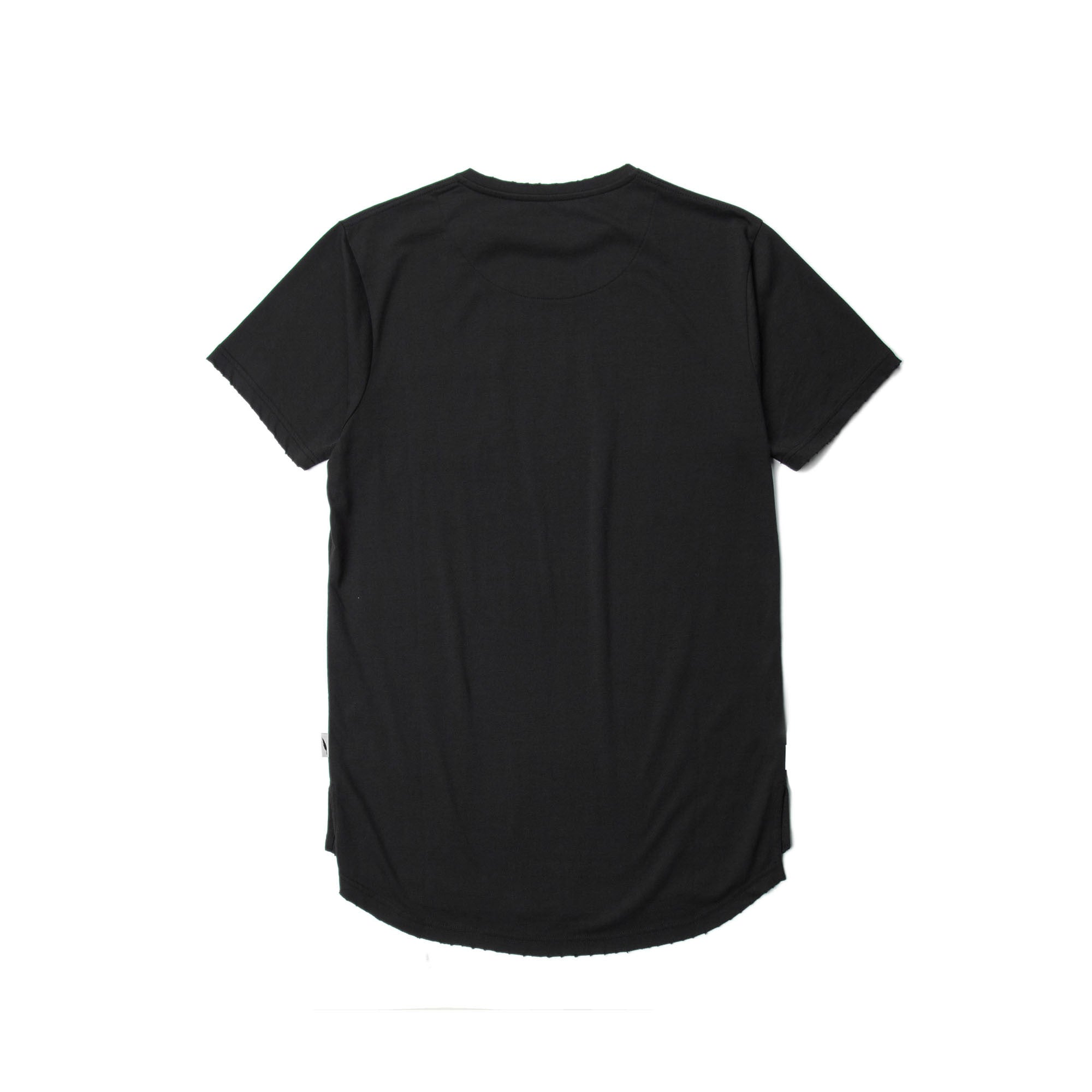 Index S/S Pocket Tee - Black